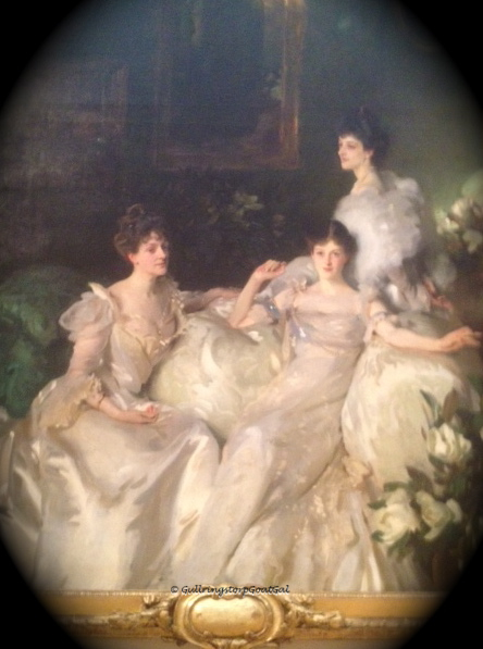 The Wyndham Sisters by John Singer Sargent