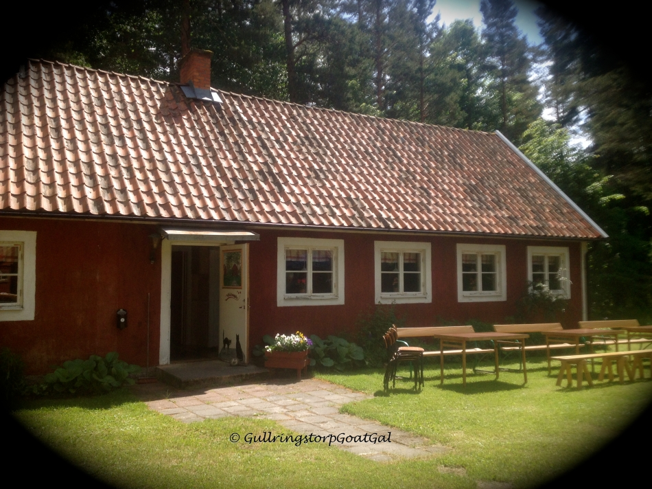 Every little village has a Hembygård, a social activities location